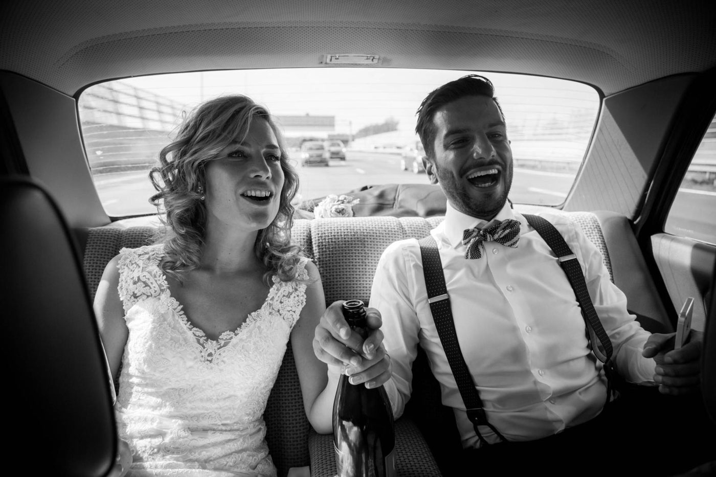 Wedding Photography Squamish Car